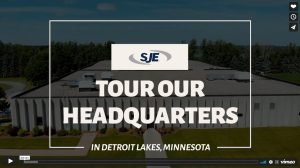 SJE tour our headquarters in detroit lakes, minnesota