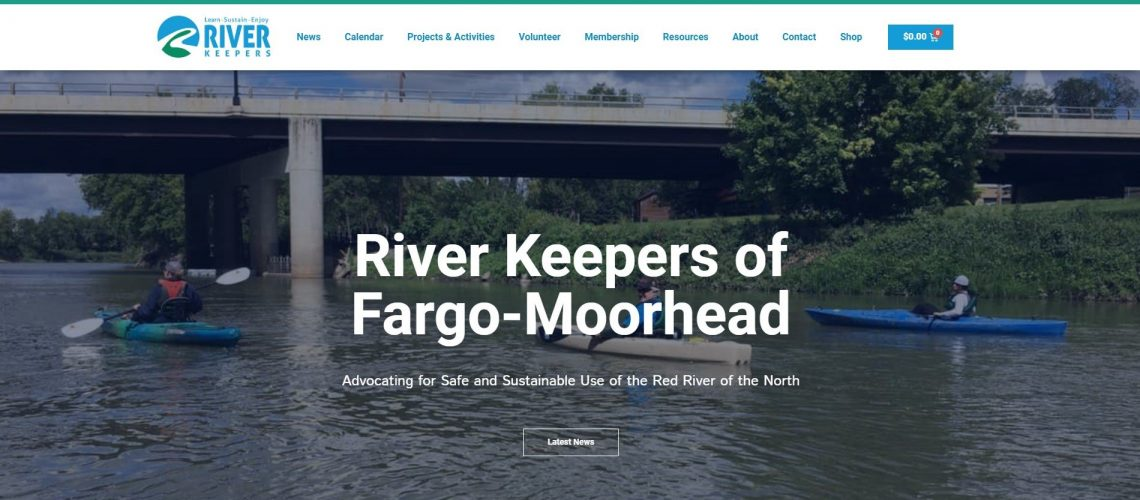 river keepers of fargo-moorhead website