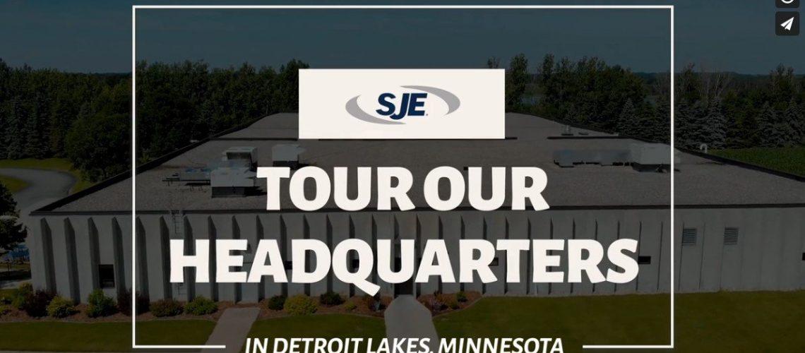 SJE tour our headquarters in detroit lakes, minnesota